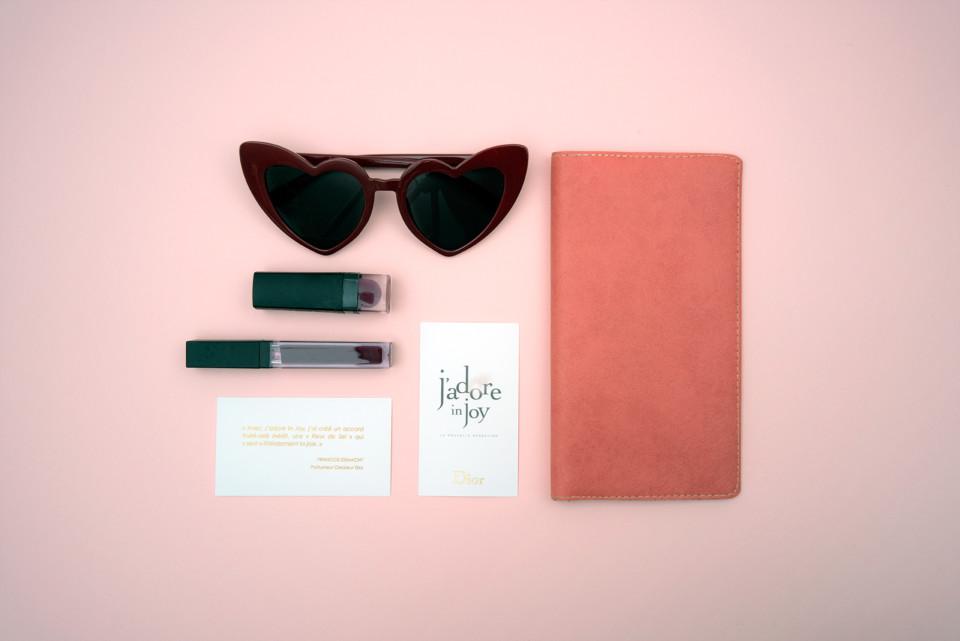 Les Petites Mouillettes : la carte à parfumer Dior J'adore In Joy