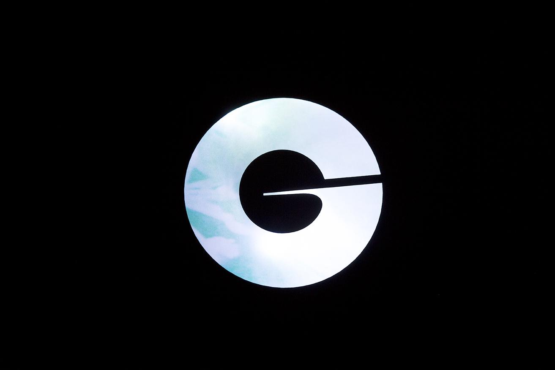 Carte Givaudan : Gros plan sur le G découpé